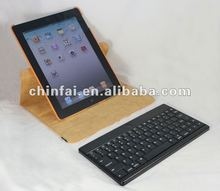 For IPad/IPad2/New IPad with speical new 360 degrees independently rotating holster and flexible wireless keyboard