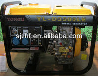 HFYL-D3500LE small power 3kw diesel generator