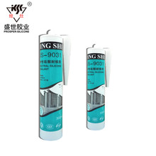 Indoor & Outdoor Neutral Cure GP Silicone Sealant