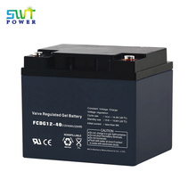 High Performance Sealed Lead Acid AGM Battery 12V