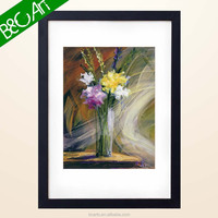 ZS(5150) Da Fen Flower Of Abstract Paintings With Description Of Painting