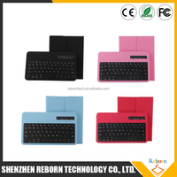 Fashion Design Bluetooth Keyboard Good Performance Tablet PC Keyboard Universal 7Inch Tablet Keyboard Case