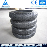 hot sale durable wheelbarrow tire 4.00-8