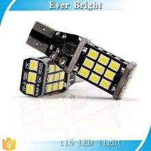 Car led factory T15 canbus error-free 9-28V 21smd 2835 canbus led light