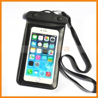 Eco-friendly PVC Material Mobile Phone Universal Taking Photo Waterproof Bag