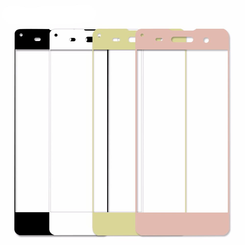Anti-Shattered Premium Tempered Glass Screen Protector for sony xperia xa