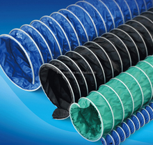 plastic extension suction Steel wire poly cord yarn spiral reinforced pipe hose making machine