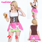 Fantasia Sexy German Beer Girl Halloween Dress Up Costume