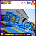 2017 commerical giant Inflable ocean floating water games park