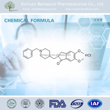 Competitive Price Donepezil Hydrochloride CAS 110119-84-1, ARICEPT