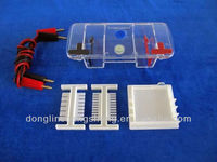 Agarose Gel Electrophoresis Cell(small),mini apparatus,mini electrophoresis cell