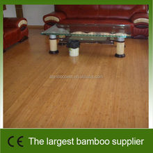 Professional bamboo manufacturer carbonized solid bamboo flooring