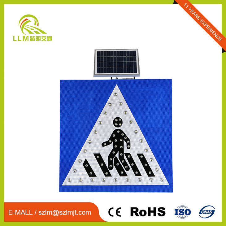 Comfortable new design Aluminum board road side traffic signs