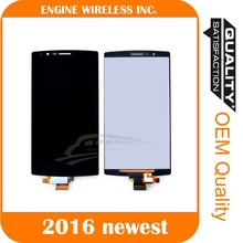shenzhen mobile phone display,for LG G4 H810 lcd ,display with touch for LG H815