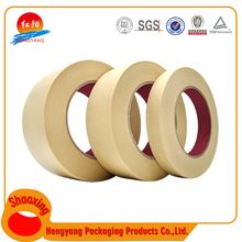 China wholesale tape roll low price crepe paper painters masking tape