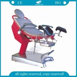 AG-S105A nosocomium used simplicity operate ISO&CE electrical hospital gynecology chair