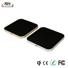 Classic quick charger mobile phone accessories qi wireless charger for samsung for iphone