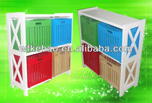 Modern children storage cabinet
