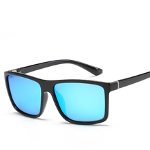 2019 Retro Eyewear Unisex Brand Plastic Sport Sun Glasses OEM Driving Fashion Polarized Sunglasses