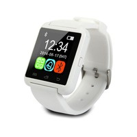 Free Shipping Bluetooth Smart Watch U8 Wrist Watch U8 SmartWatch For iPhone 4/4S/5/5S/6 and Samsung S4/Note/s6