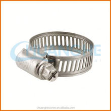 made in china alibaba stainless steel double wire radiator hose clamp
