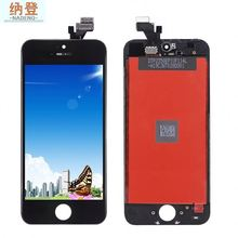 Free shipping cheap for iphone 5 lcd with digitizer
