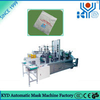 New Multifunctional Nonwoven Airline Headrest Cover Making Machine