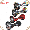 "10"" Balance Car 2 Wheel Smart Electric Self Balance Scooter Hoverboard Roller Hover Standing"