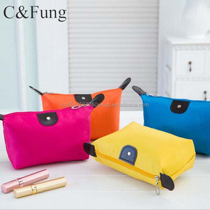 Top quality new arrival fashionable cheap lady travel fashion cosmetic bag