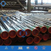 Double Random Length Steel Pipes of SYI Group