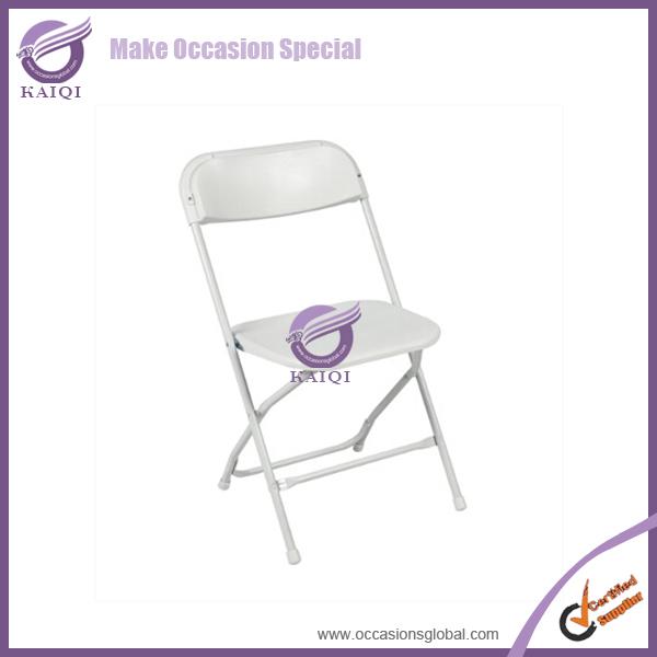 K4374 Custom China Factory Used Cheap White Folding Chairs Wholesale Buy Us
