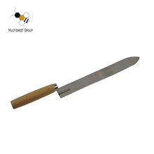 Beekeeing equipment stainless steel shape Z honey scraper