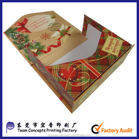wholesale christmas ornament storage box