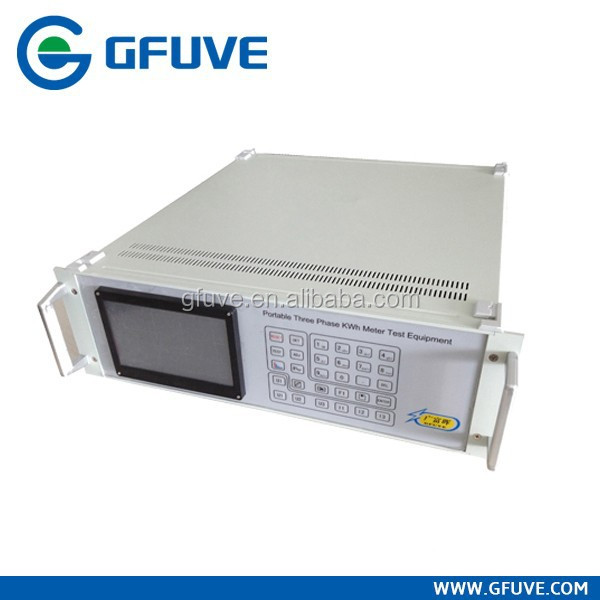 Electrical and electronics testing device Portable Three Phase kWh Meter Test equipment