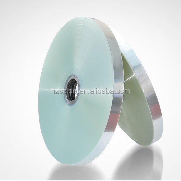 transparent PET mylar polyester film tape sheet for flexible air conditioning and ventilation duct