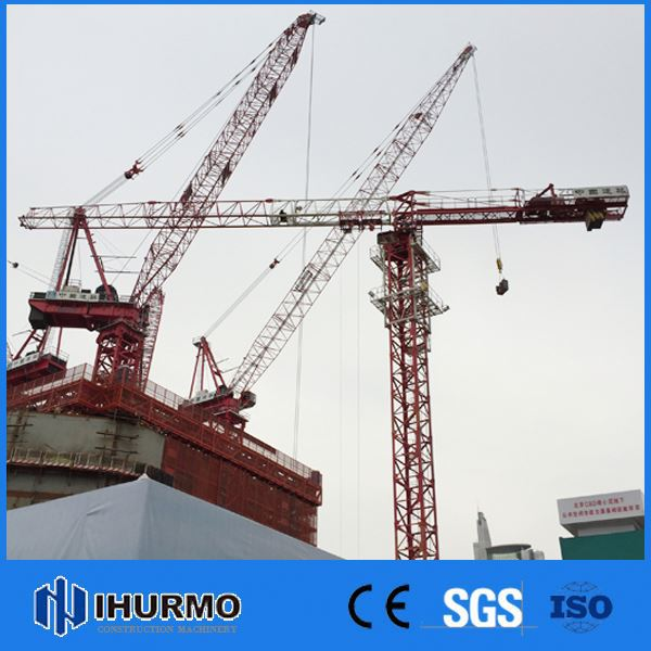 China qtp7427 topless tower crane