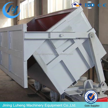 mining rail car,side dump mine car, drop-side mining car