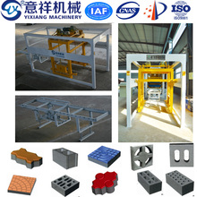 Construction Machinery Baking Free Brick Making Machine