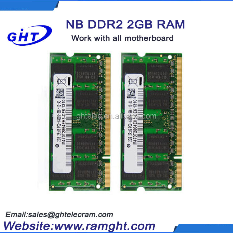 buy cheap laptops ddr2 2gb 800mhz ram in china