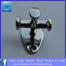 Marine Yacht Stainless Steel Horn Bollard Cleat