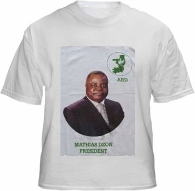 Election T-shirt Dubai UAE
