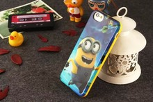 Customize OEM Despicable Me Case for iphone 6 6s, New Cute Cartoon Mobile phone Back Cover