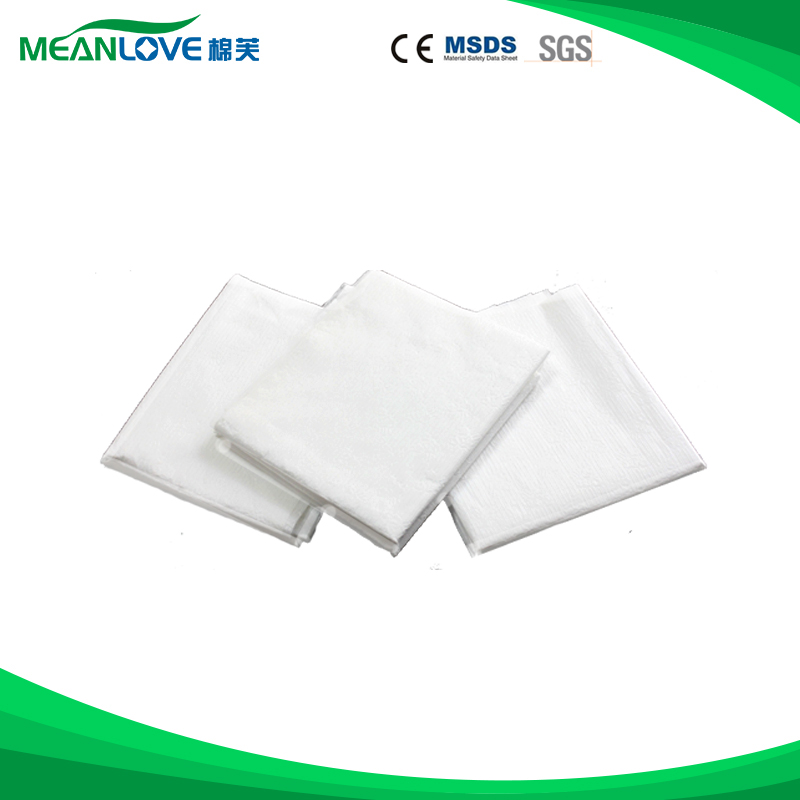 Disposable High quality bed sheet hand work
