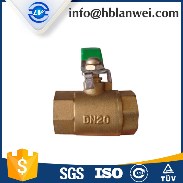 alibaba hot sale brass float ball valve with BSP for water