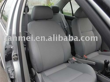 leather car seat cover/car seat cover set