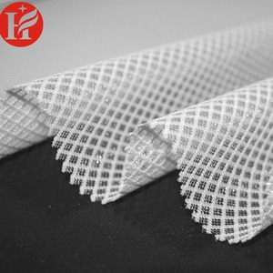 100% polyester elastic 3D big diamond bag fabrics