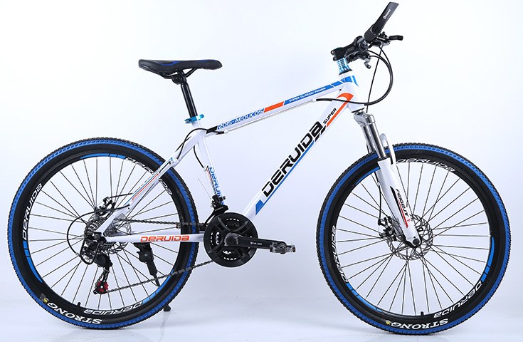 wholesale 26 inches 24 speed double disc brake mountain bicycle