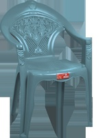 Full Plastic Lily Chair IC-301