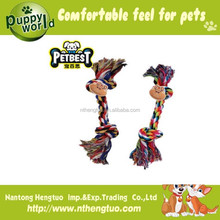 hot sell high quality dog rope toy