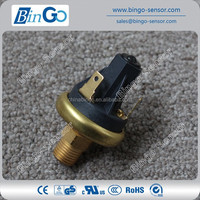 Adjustable Air Pressure Switch for vacuum